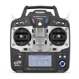 RADIO T10J 2.4Ghz T-FHSS + R3008SB (M1) - FUTABA