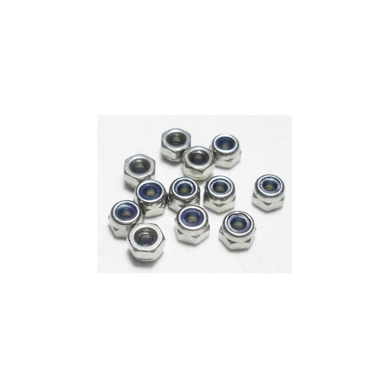 Écrous M2.5 Lock nuts (par 10)