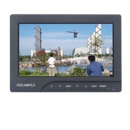 "Ecran LCD 7"" 800x480 FPV avec pare soleil"