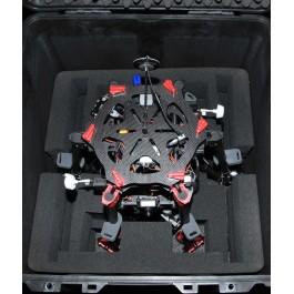 Valise pour S1000 - S900 Peli avec mousses à aménager- PELICASE