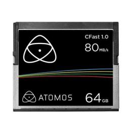 Carte Atomos C-Fast 64GB