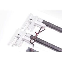 Patins rétractables pour frame gryphon X8