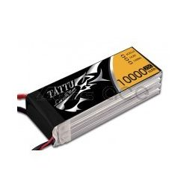 Batterie 10000mAh 14,8V 25C 4S - TATTU