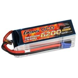 Batterie 2200mAh 11,1V 25C 3S - GENSACE