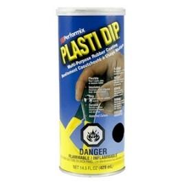 Plasti Dip NOIR mat en bidon 429ml