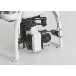 Bloque nacelle H3-3D DJI (idéal pour le transport)