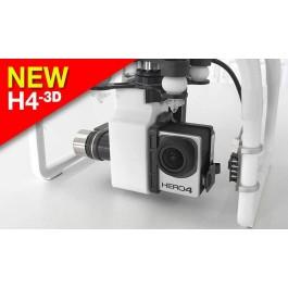 Bloque nacelle H4-3D DJI (idéal pour le transport)
