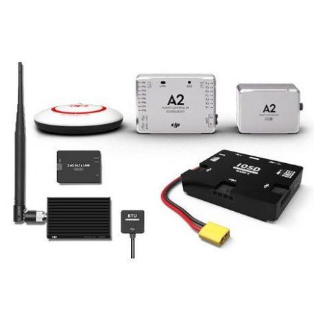 A2 + GPS Pro plus + Datalink 2.4G BT + iOSD MarkII offert