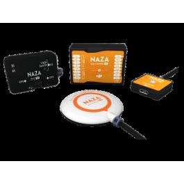 Controleur de vol Naza-M V2 + GPS V2 - DJI