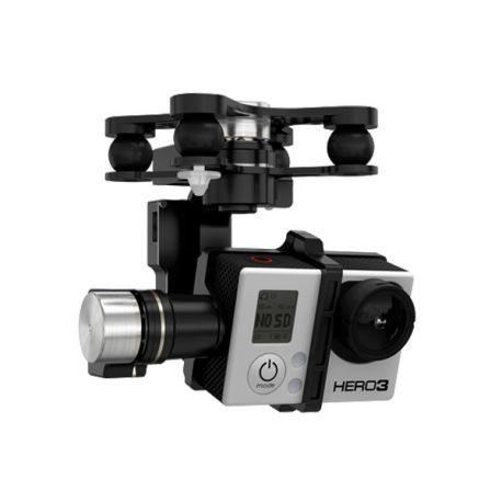 Nacelle brushless 3 axes Zenmuse H3 3D pour GoPro - DJI