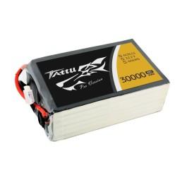 Batterie 30000mAh 22.2V 25C 6S - TATTU
