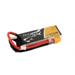 Batterie 2300mAh 14,8V 45C 4S - TATTU