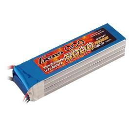 Batterie 5000mAh 14.8V 45C 4S - GENSACE