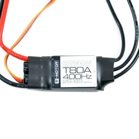 ESC -80Amp - T80A 400Hz T-Motor