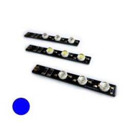 Bandeau LED 3w (BLEU)[GDB-5000B] - Gryphon