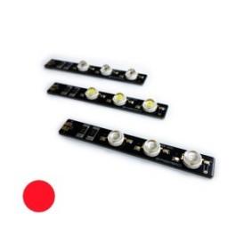 Bandeau LED 3w (ROUGE)[GDB-5000R] - Gryphon