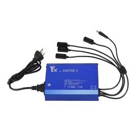 Chargeur multiple pour DJI Inspire 2 (TB50 et TB55)