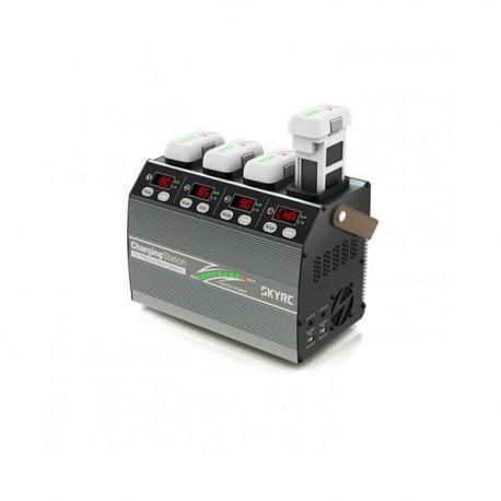 Station de charge pour batteries DJI Phantom 3 & 4 - SKYRC
