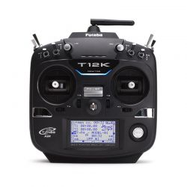 Radio Futaba T12K 2.4 GHz + Récepteur R3008SB
