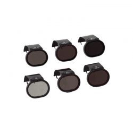 Pack 6 filtres pour DJI Spark - PolarPro