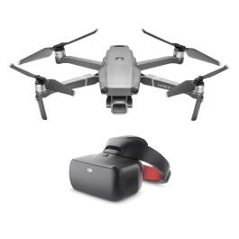 Drone pliable MAVIC 2 Pro + Goggles RE - DJI