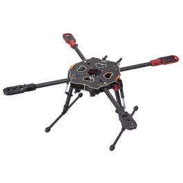 Châssis quadricopter 650 Sport TL65S01 – TAROT