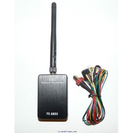 Emetteur TS5833 Thunderbolt 2000mW 5.8GHz - Boscam