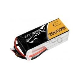 Batterie 22000mAh 22,2V 25C 6S - TATTU