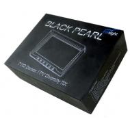 "ECRAN LCD 7"" 5,8GHZ DIVERSITY 7 CH BLACKPEARL + BATTERIE + CHARGEUR"