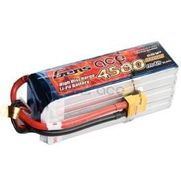 Gens ace 4500mAh 22.2V 25C 6S1P XT90 batterie lipo