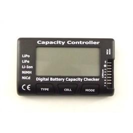 Testeur de capacité de batterie GTPower 2-7S écran LCD