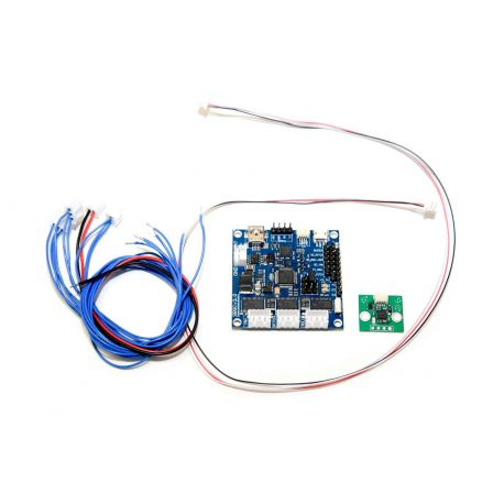 Basecam SimpleBGC 32-bit Alexmos + 1 IMU + câbles