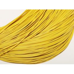Turnigy Câble Pure-Silicone 24AWG (1mtr) Jaune