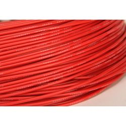 Turnigy Câble Pure-Silicone 18AWG (1mtr) Rouge
