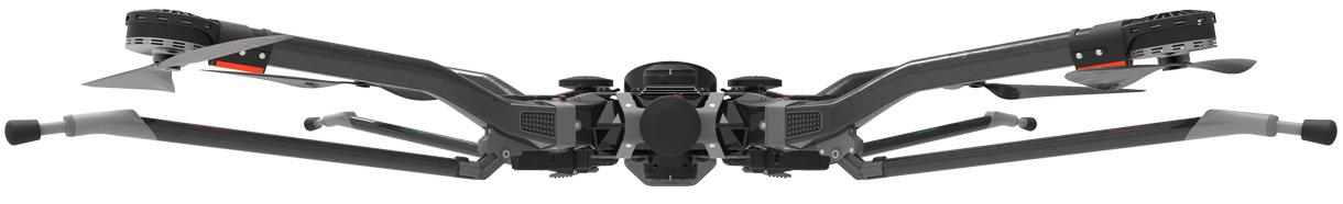Drone Tundra vu de face