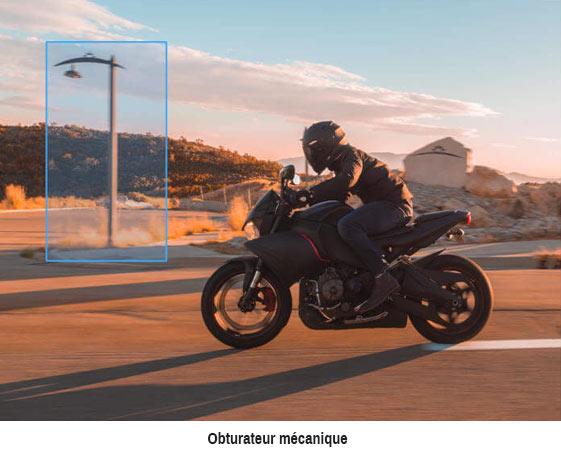 Image prise avec l'obturateur mécanique du phantom 4 pro v2.0